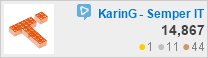 profile for KarinG - Semper IT at CiviCRM